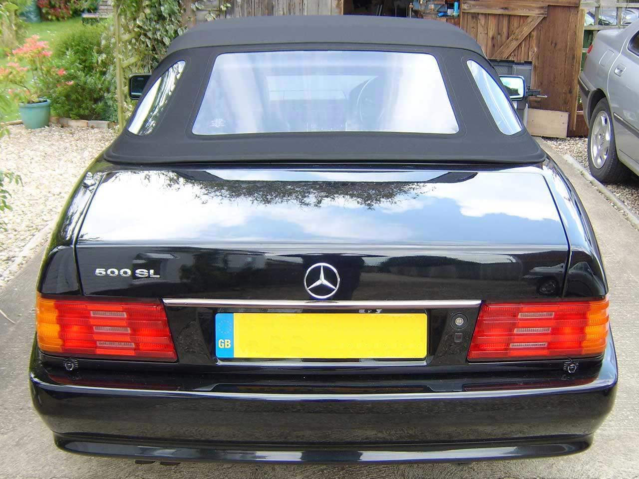 Soft Top Car Hood Replacement Norwich Norfolk Top Job Convertible Hoods 07876 632536