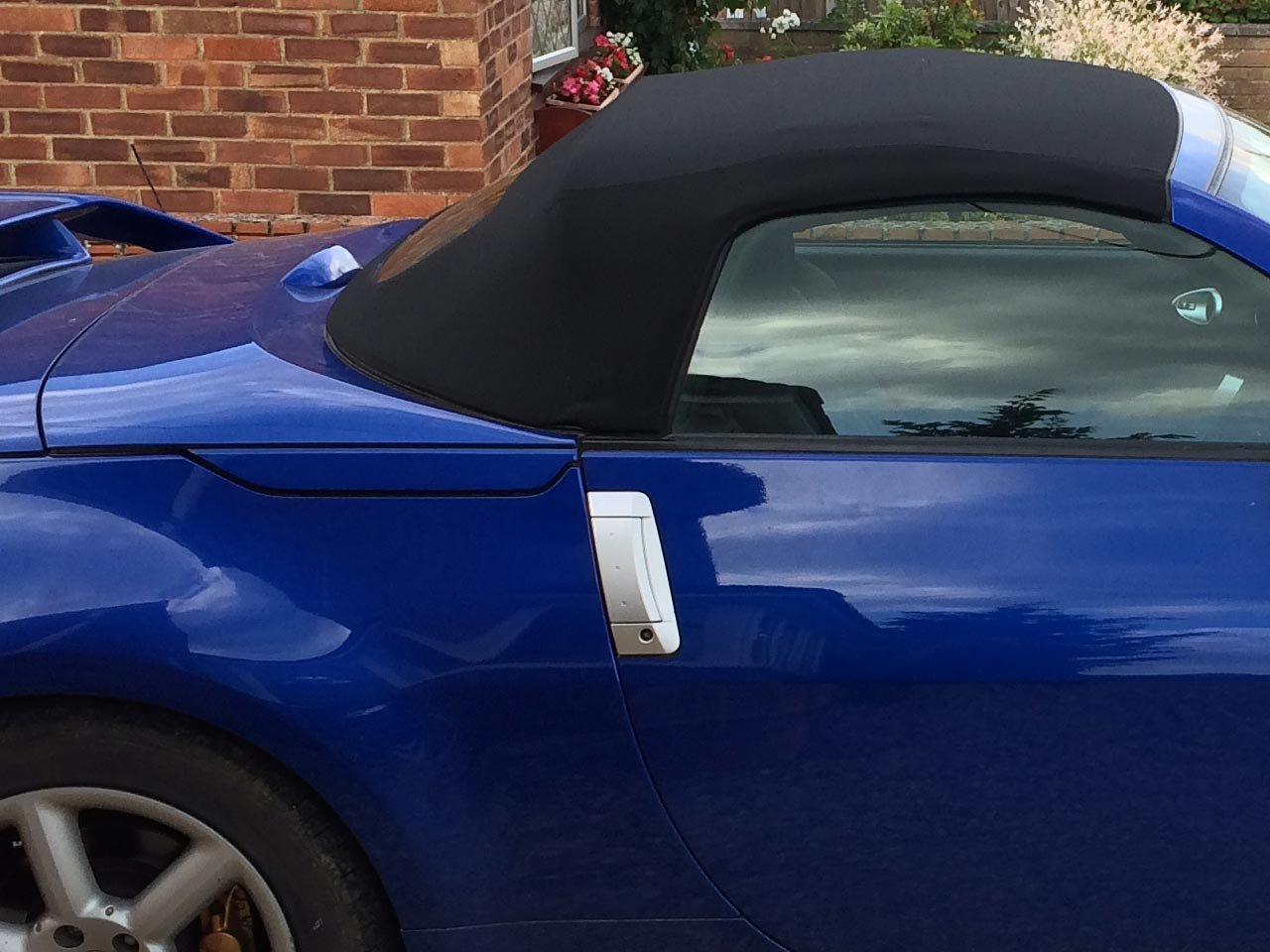 Soft Top Car Hood Replacement Norwich Norfolk Top Job