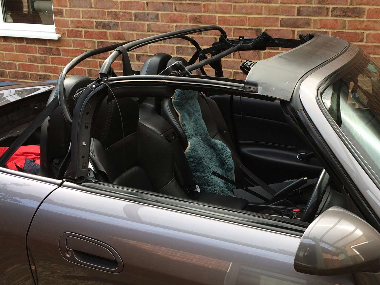 Soft Top Car Hood Replacement Norwich Norfolk Top Job